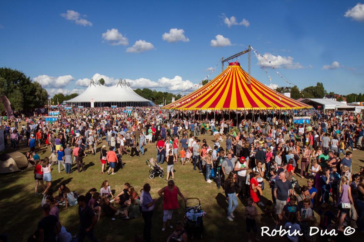 Sfinks Mixed dankt 105.500 bezoekers!